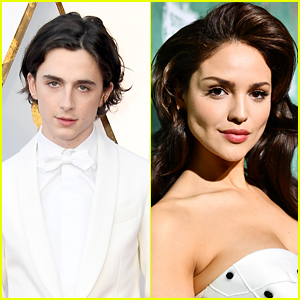 Timothee Chalamet & Eiza Gonzalez Spotted Kissing in Cabo San Lucas!
