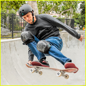 Tony Hawk Shares Graphic X-ray of Fingers After Gruesome Injury!