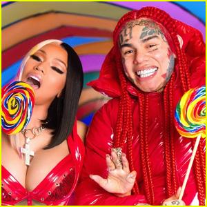 Tekashi 6ix9ine & Nicki Minaj Offer $10,000 for Best 'Trollz' TikTok