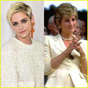Twitter Has Lots of Thoughts About Kristen Stewart Playing Princess Diana In a New Movie