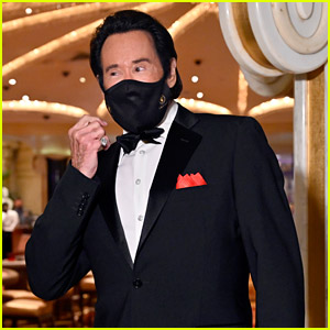 Vegas Casinos Are Reopening & Wayne Newton Showed Up in a Tuxedo + Face Mask