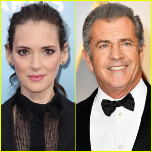 Winona Ryder Accuses Mel Gibson of Making Anti-Semitic & Homophobic Statements