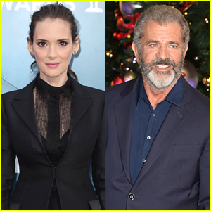 Winona Ryder Reacts To Mel Gibson's Claims That She Told Lies About His Hateful Comments Towards Her