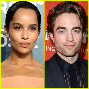 Zoe Kravitz Dishes on Playing Catwoman & Explains Why Robert Pattinson is 'Perfect' to Play Batman!