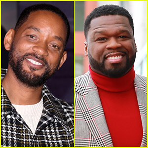 50 Cent Shares Private DMs with Will Smith, Who Cursed Him Out