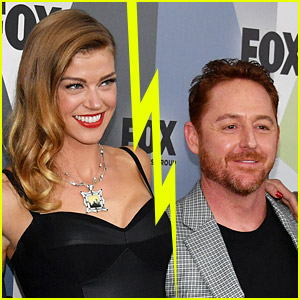 The Orville's Adrianne Palicki Files for Divorce from Scott Grimes Again