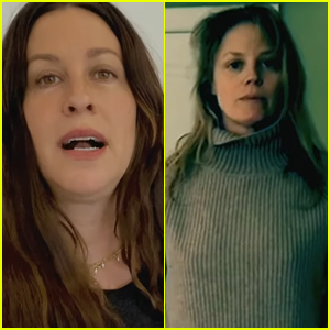 Alanis Morrissette & Broadway's 'Jagged Little Pill' Cast Team Up for 'Smiling' Music Video - Watch!