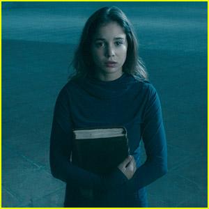 Meet Alba Baptista, the Star of Netflix's 'Warrior Nun' Series!
