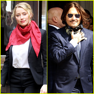 Amber Heard Told Her Acting Coach That Ex Johnny Depp 'Wouldn't Let' Her Go