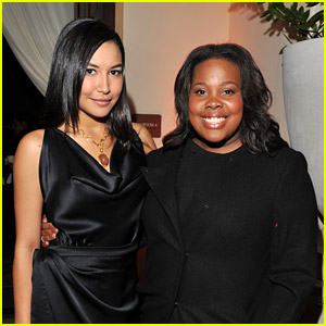 Amber Riley Shares Beautiful Video of Naya Rivera Singing with Her Son Josey