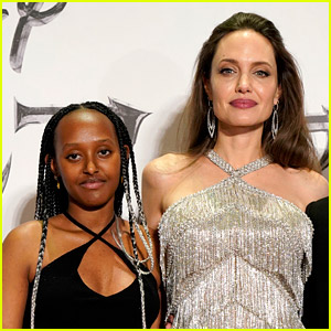 Angelina Jolie Calls Daughter Zahara an 'Extraordinary African Woman'