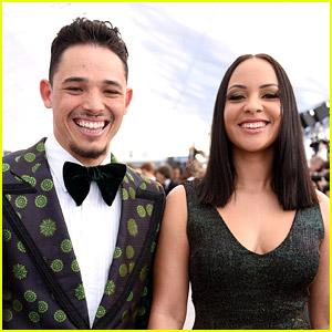 'Hamilton' Co-Stars Anthony Ramos & Jasmine Cephas Jones Are a Real-Life Couple!