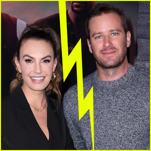 Armie Hammer & Elizabeth Chambers Split After 10 Years of Marriage