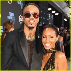 August Alsina Alleges He Had Previous Love Affair With Jada Pinkett Smith & Will Smith Gave 'His Blessing'