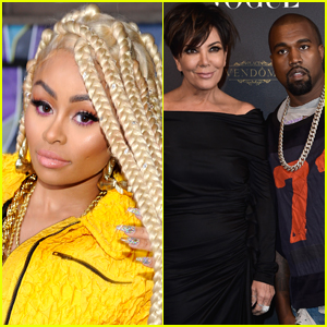 Blac Chyna Releases Statement About 'Dream's Uncle Kanye West,' Wants Special Attention Paid to Kanye's Kris Jenner Tweets