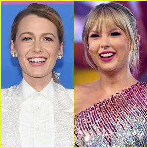 Blake Lively Sings Her Praises for Taylor Swift's New Album 'Folklore'