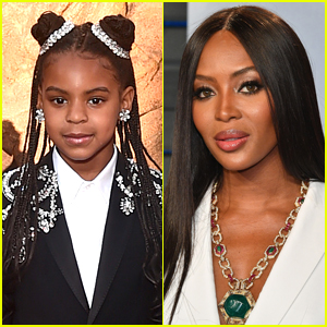 Naomi Campbell Reveals What Blue Ivy Carter Is Really Like!