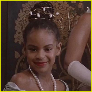 Blue Ivy Carter Stars in Mom Beyonce's New 'Black is King' Trailer - Watch!