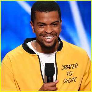 Brandon Leakes Makes History as First Ever Spoken Word Poet on 'America's Got Talent' - Watch!