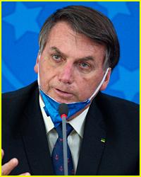Brazilian President Jair Bolsonaro Has COVID-19
