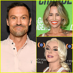 Brian Austin Green Sets the Record Straight on Tina Louise & Courtney Stodden Dating Rumors