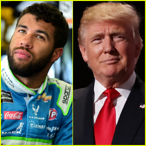Donald Trump Wants NASCAR's Bubba Wallace to Apologize Over Noose 'Hoax'