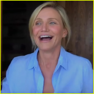 Cameron Diaz Dishes on Being a New Mom: 'We're Just So Happy' - Watch!