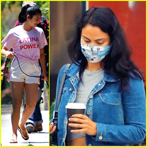Camila Mendes Opens Up About Urban Decay Partnership