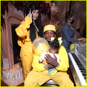 Cardi B Defends Offset's Gift to Baby Kulture for Her 2nd Birthday