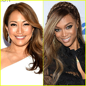 DWTS' Carrie Ann Inaba Reveals Fate of the Judges, Reacts to Tyra Banks as New Host