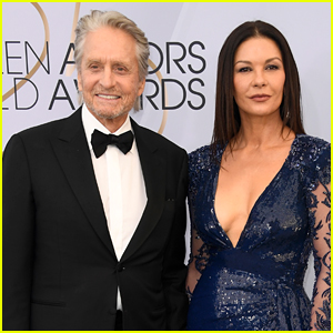 Catherine Zeta-Jones Reveals What She Has Planned For Her 20th Anniversary With Michael Douglas