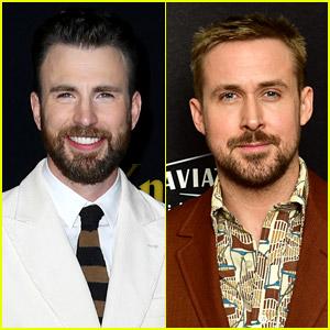 Chris Evans & Ryan Gosling Will Star in Netflix's Most Expensive Movie Yet