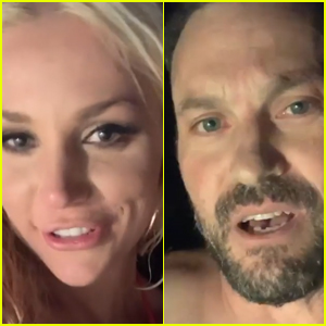 Courtney Stodden Gets Close With Shirtless Brian Austin Green in New Video