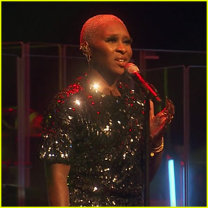 Cynthia Erivo Puts a Beautiful Spin on 'Summertime' for a July 4th Special (Video)
