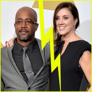 Darius Rucker & Wife Beth Split After 20 Years of Marriage