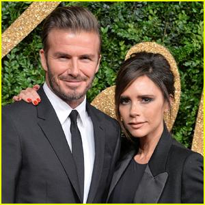 David & Victoria Beckham Wish Each Other a Happy 21st Wedding Anniversary!