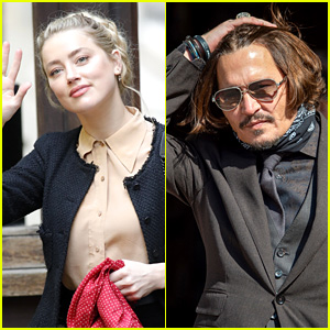 Amber Heard Says Johnny Depp Threw Bottles at Her 'Like Grenades'