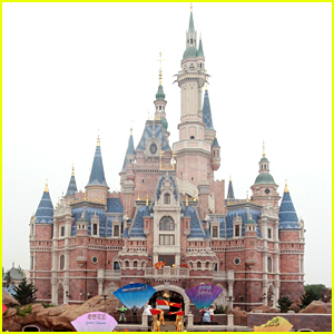 Glass Replica Disney Castle Destroyed After Two Kids Ran Into It
