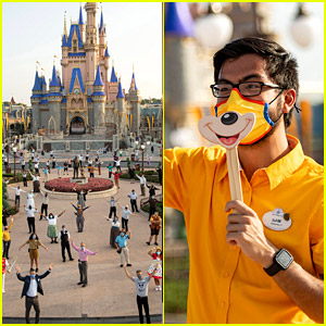Disney World Reopens in Florida While Coronavirus Cases Rise - See Photos
