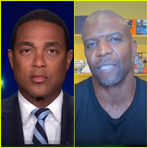 Terry Crews Debates Purpose of Black Lives Matter With CNN's Don Lemon