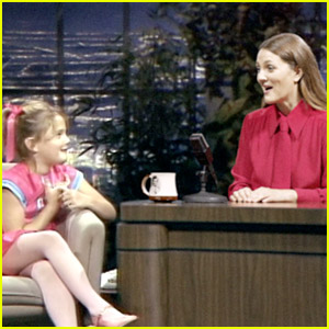 Drew Barrymore Interviews Her 7-Year-Old Self in Adorable Promo for Talk Show!