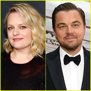 Elisabeth Moss Books a New Apple Series & She'll Produce It With Leonardo DiCaprio!