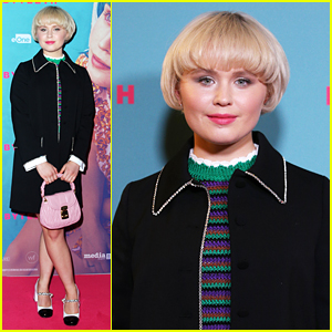 Eliza Scanlen Shows Off Blonde Bowlcut During 'Babyteeth' Premiere in Sydney