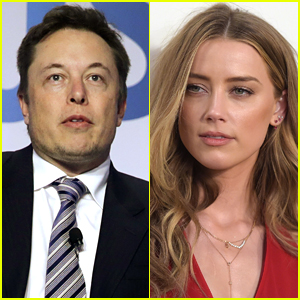 Amber Heard 'Visited Regularly' by Elon Musk Late at Night at Johnny Depp's Home, According to Concierge