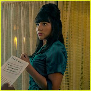 Umbrella Academy's Emmy Raver-Lampman Talks Season 3 Hopes for Allison