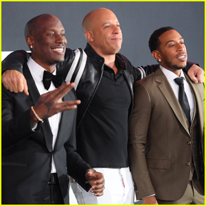 Ludacris Suggests 'Fast & Furious' Might Be Heading to Space!