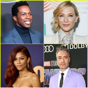 Cate Blanchett, Zendaya, Leslie Odom Jr & Many More Score First Time Emmy Nominations