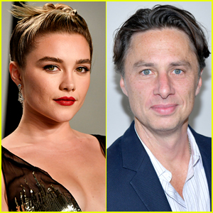 Florence Pugh Reveals How She Feels About All the Scrutiny Over Zach Braff Relationship