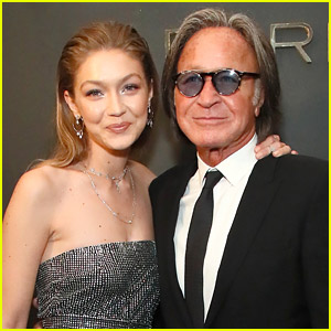 Gigi Hadid's Dad Hides Her Baby Bump with an Emoji in New Photo