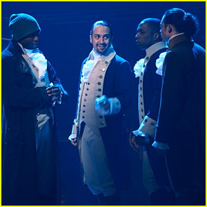 The 'Hamilton' Album Is Missing One Scene & Here's Why Lin-Manuel Miranda Excluded It